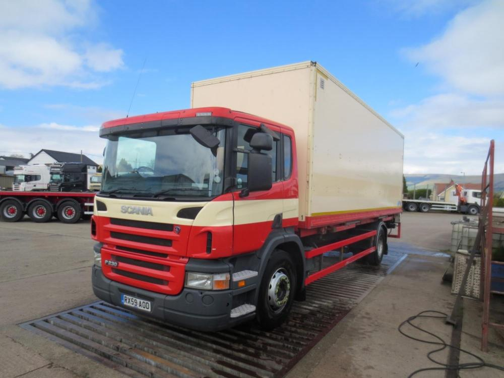 SCania P230 for Sale - Draperstown Commercials
