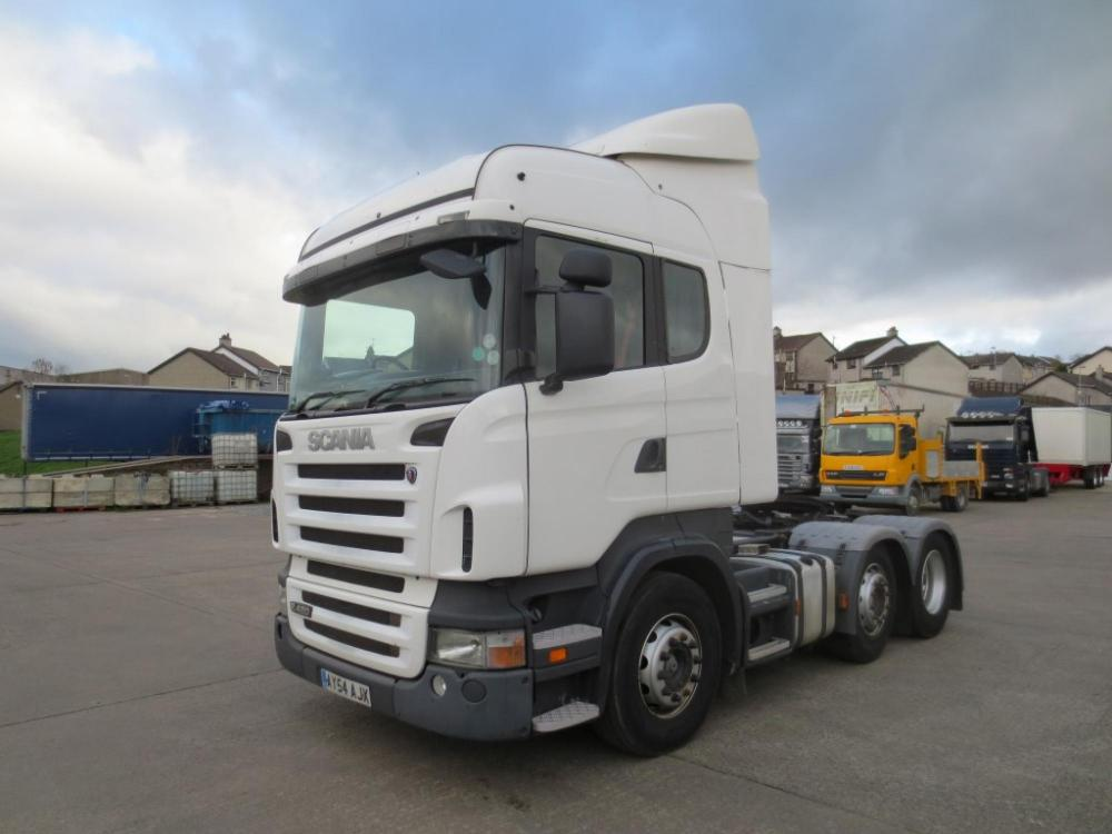 Scania R420 for Sale - Draperstown Commercials
